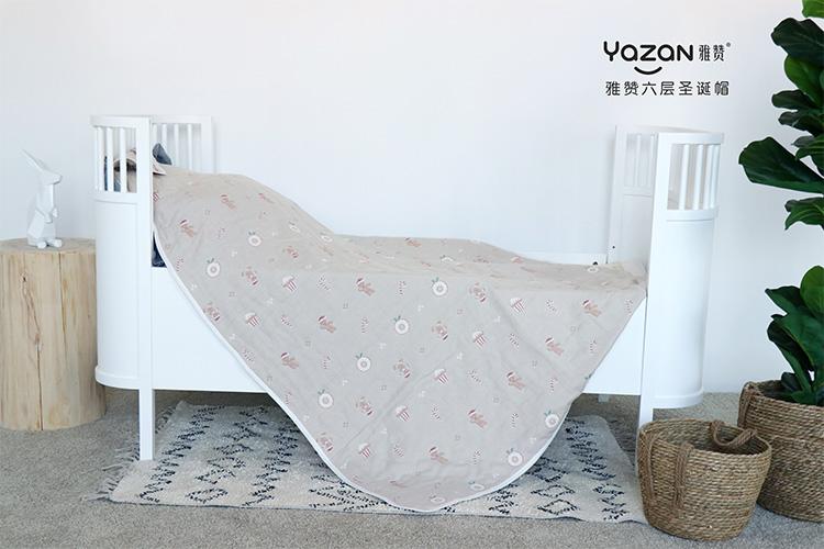 【新品】Yazan雅赞棉纱圣诞帽系列上市